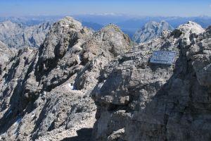 Zugspitze Jubilaeumsgrat