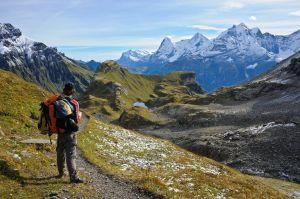 Eiger Moench Jungfrau