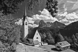 St. Jakob - älteste Kirche des Grödener Tales